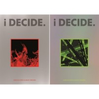 iKON 3rd MINI ALBUM - i DECIDE (RANDOM Ver.)
