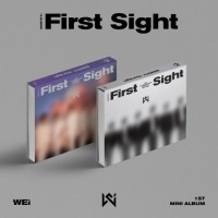 WEi 1st Mini Album - IDENTITY : FIRST SIGHT (Random Ver.)