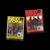 NCT 127 2nd Album - NCT No127 Neo Zone CD (Random)