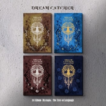 Dream Catcher Album Vol. 1 - Dystopia : The Tree Of Language (Random Ver)