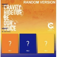 CRAVITY SEASON3 - HIDEOUT: BE OUR VOICE (Random ver.)