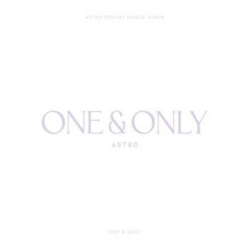 ASTRO Debut 4th Anniversary Album - ONE & ONLY CD