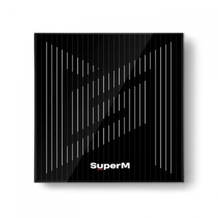 Super M 1st Mini Album  (From Korea) group version