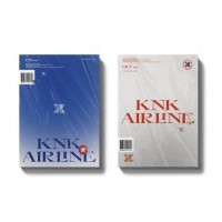 KNK 3rd Mini Album - KNK AIRLINE (Random ver.)