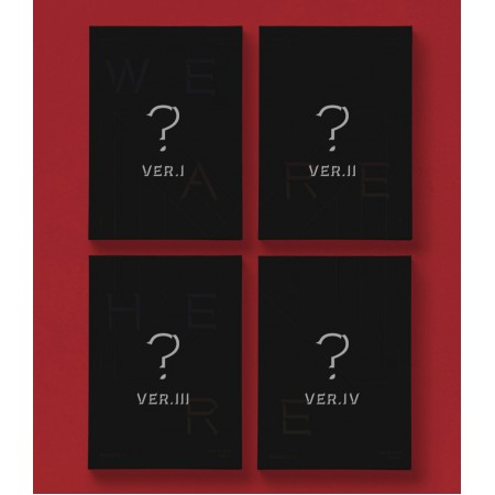 MONSTA X 2nd Album - TAKE.2 WE ARE HERE