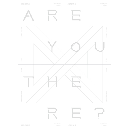 MONSTA X  - 2집 [TAKE.1 < ARE YOU THERE? >]