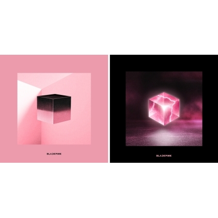 BLACKPINK 1st Mini Album - Square up ( Random ver)