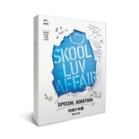 BTS SKOOL LUV AFFAIR SPECIAL ADDITION