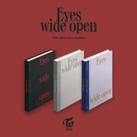 TWICE 2nd Album - EYES WIDE OPEN (Random Ver.)