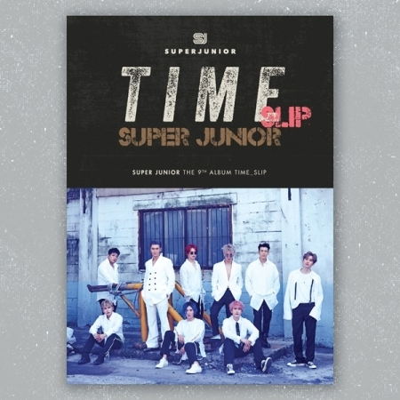 Super Junior 9th Album - Time Slip (Random ver.)