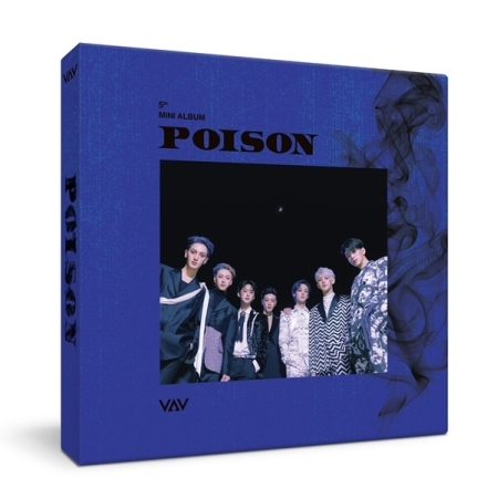 VAV 5th Mini Album - POISON