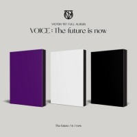 VICTON 1st Album - VOICE : The future is now (Random Ver.)