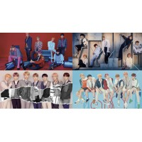 BTS Love Yourself Answer Official Poster - Photo Concept Set