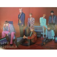 BTS Love Yourself Answer Official Poster - Photo Concept S