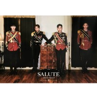 Ab6ix 3rd EP Salute ver. 1  Poster only
