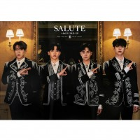Ab6ix 3rd EP Salute ver. 2  Poster only
